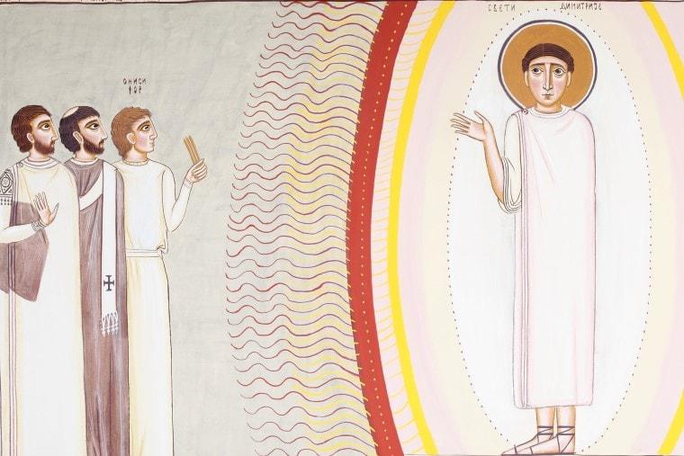 Akathist to St. Demetrius