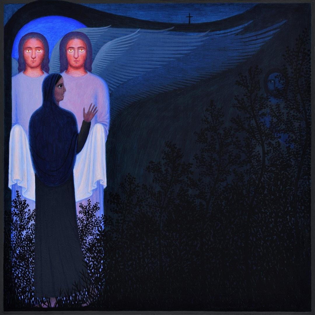 Nikola Saric Ansicht des Kreuzes am ersten Tag der Woche 1080×1080